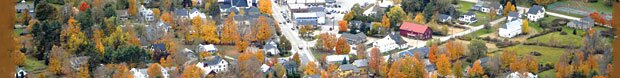 Downtown Bethel, Maine